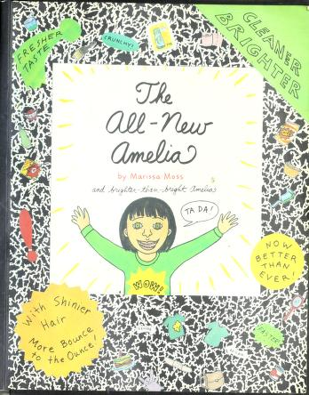 Cover of: The all-new Amelia | Marissa Moss